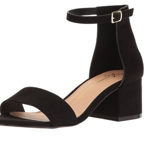 Xoxo Womens Horatio Open Toe Ankle Strap Sandals